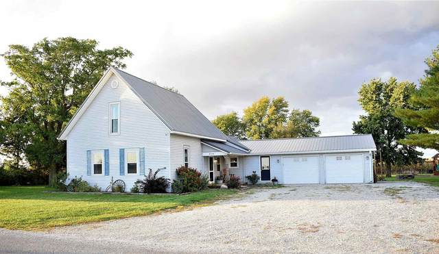 8558 E County Road 200 N, Michigantown, IN 46057 (MLS #202040260) :: The Romanski Group - Keller Williams Realty