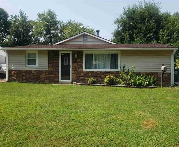 2517 S Ruston Avenue, Evansville, IN 47714 (MLS #202040371) :: The ORR Home Selling Team
