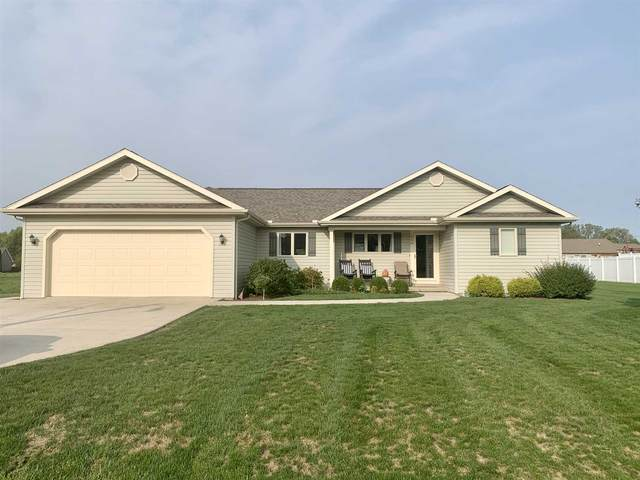 508 Devoe Drive, Sweetser, IN 46987 (MLS #202040389) :: The Romanski Group - Keller Williams Realty