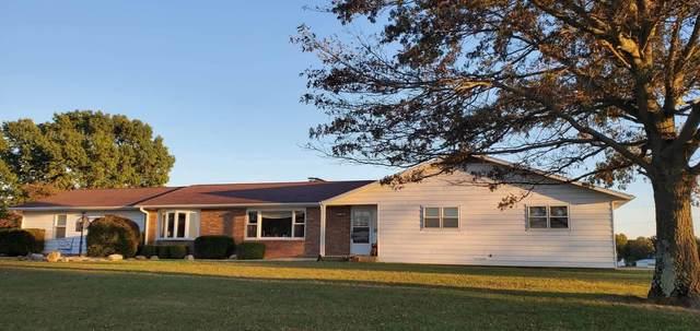 1159 Ridge Road, Rochester, IN 46975 (MLS #202040403) :: Hoosier Heartland Team | RE/MAX Crossroads