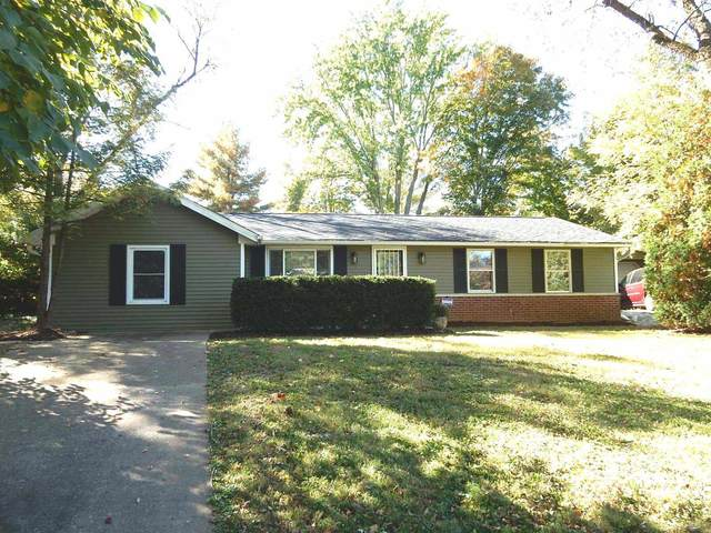 3221 N Meadow Lane, Bloomington, IN 47404 (MLS #202040438) :: Hoosier Heartland Team | RE/MAX Crossroads