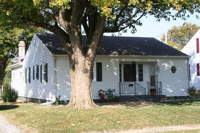 1052 Rowe St., Frankfort, IN 46041 (MLS #202040582) :: The Romanski Group - Keller Williams Realty