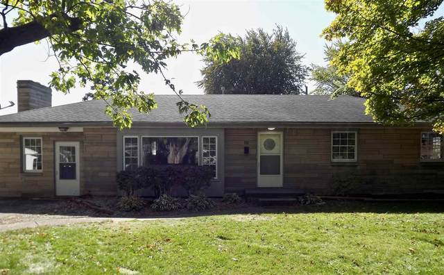 513 James Drive, Kokomo, IN 46902 (MLS #202040641) :: The ORR Home Selling Team