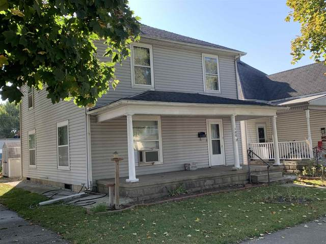 400 Burlington Avenue, Logansport, IN 46947 (MLS #202040672) :: The Romanski Group - Keller Williams Realty