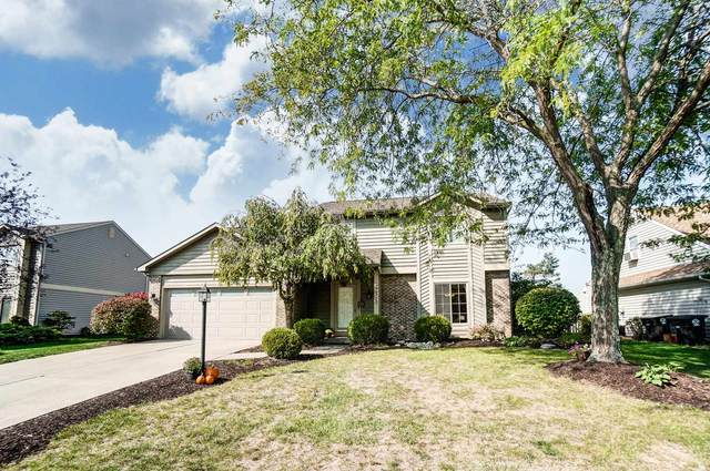 8207 Victoria Woods Place, Fort Wayne, IN 46825 (MLS #202040699) :: Anthony REALTORS