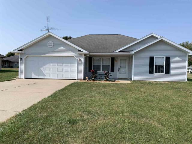 3555 N Marie Court, Jasper, IN 47546 (MLS #202040986) :: Anthony REALTORS