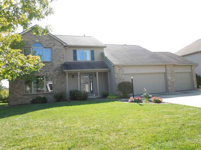 15001 Sea Holly Court, Fort Wayne, IN 46814 (MLS #202041039) :: TEAM Tamara