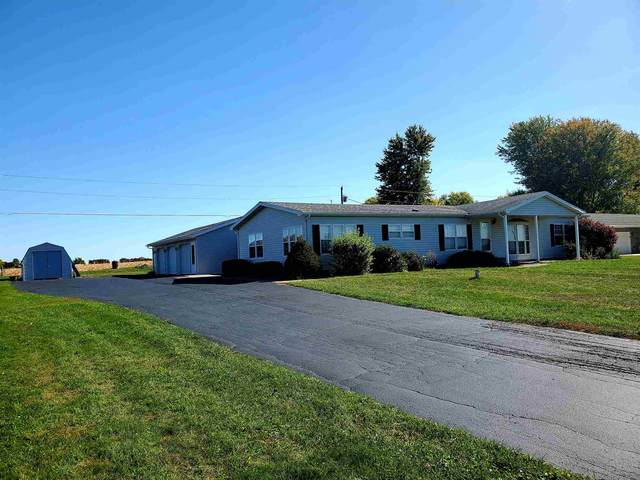 1141 S Old Us Highway 31, Rochester, IN 46975 (MLS #202041063) :: The Romanski Group - Keller Williams Realty