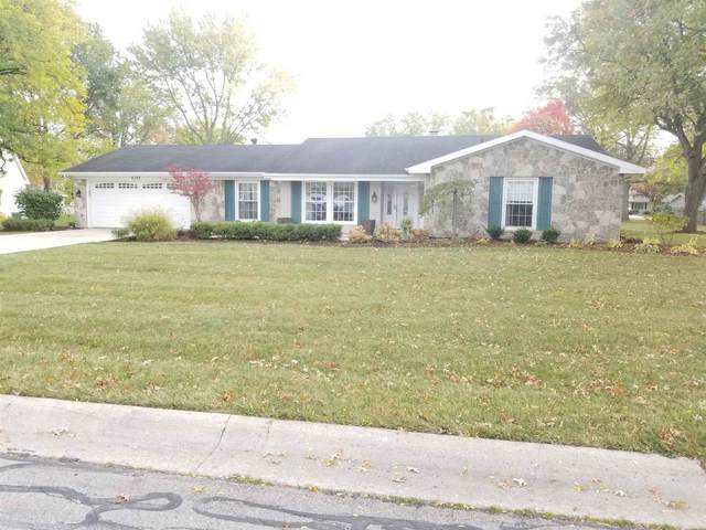 6122 Pheasant Pass, Fort Wayne, IN 46835 (MLS #202041086) :: Parker Team