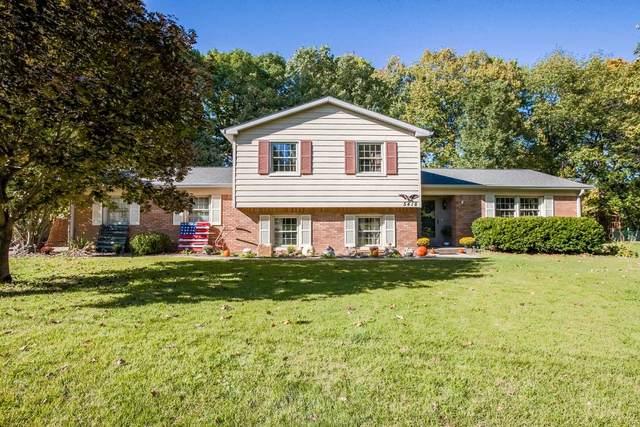 5418 Hillside Lane, West Lafayette, IN 47906 (MLS #202041092) :: The ORR Home Selling Team
