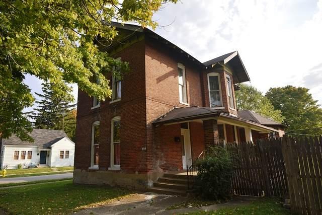859 Gentry Street, Frankfort, IN 46041 (MLS #202041104) :: The Romanski Group - Keller Williams Realty