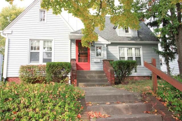 136 E Oak Street, West Lafayette, IN 47906 (MLS #202041269) :: Parker Team