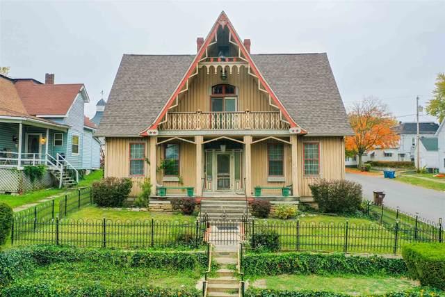 306 W Main Street, Wabash, IN 46992 (MLS #202041464) :: The Romanski Group - Keller Williams Realty