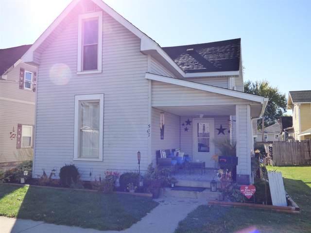 507 E Green Street, Frankfort, IN 46041 (MLS #202041606) :: The Romanski Group - Keller Williams Realty