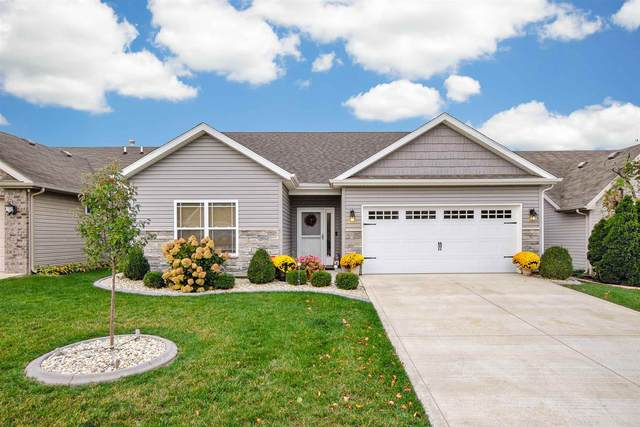 3661 Meadow View Drive, Kokomo, IN 46902 (MLS #202041739) :: Parker Team