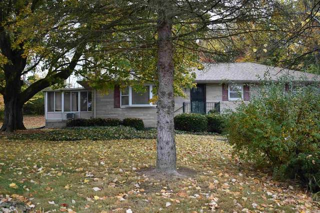 501 N Grandview Drive, Bloomington, IN 47408 (MLS #202041837) :: Parker Team