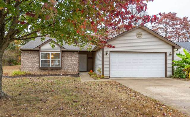 2603 S Southern Pines Court, Bloomington, IN 47403 (MLS #202041916) :: Parker Team
