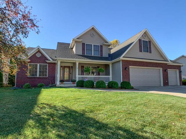 31 Canyon Creek Circle, Lafayette, IN 47909 (MLS #202041921) :: Parker Team