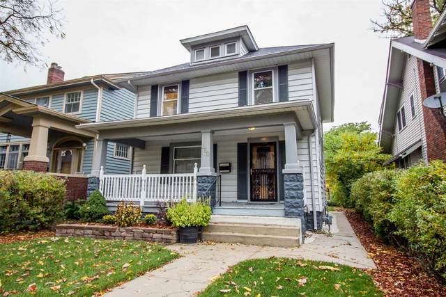 320 W Taber Street, Fort Wayne, IN 46807 (MLS #202041974) :: TEAM Tamara