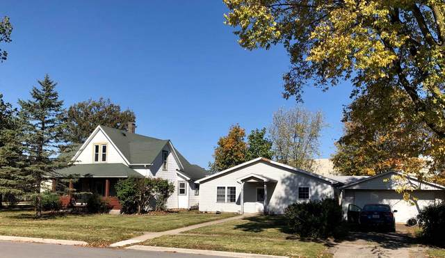 112 W 2ND Street, Brookston, IN 47923 (MLS #202042009) :: The Romanski Group - Keller Williams Realty