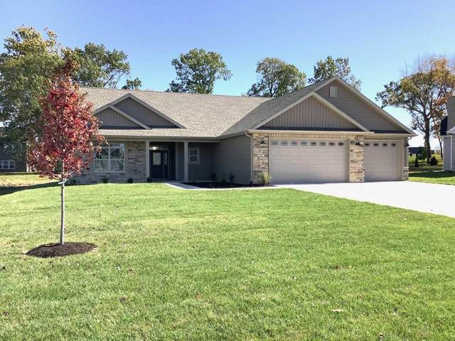1195 Chesapeake  Pointe Drive, Lafayette, IN 47909 (MLS #202042022) :: Hoosier Heartland Team | RE/MAX Crossroads