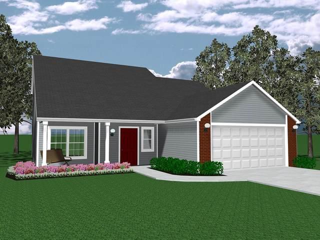 1540 Grasberg Cove, Fort Wayne, IN 46845 (MLS #202042030) :: Hoosier Heartland Team | RE/MAX Crossroads