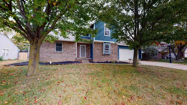 5835 Wild Cherry Drive, West Lafayette, IN 47906 (MLS #202042073) :: Parker Team
