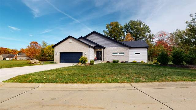822 Shady Creek Drive, Lafayette, IN 47905 (MLS #202042083) :: The Romanski Group - Keller Williams Realty