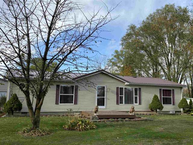 4451 E Amos Drive, Monticello, IN 47960 (MLS #202042093) :: The Romanski Group - Keller Williams Realty