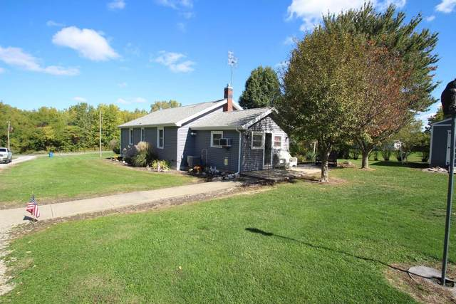 6151 E 500 S Road, Wabash, IN 46992 (MLS #202042105) :: The Dauby Team