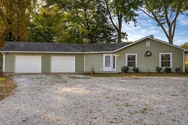 1837 Outer Lake Road, Princeton, IN 47670 (MLS #202042146) :: The Dauby Team