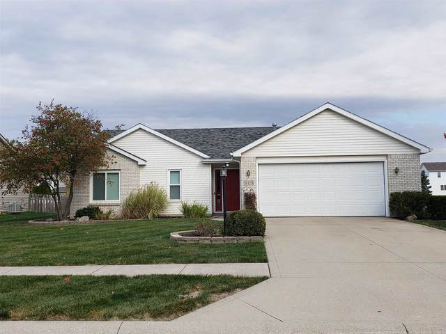 9419 Ballymore Drive, Fort Wayne, IN 46835 (MLS #202042197) :: Hoosier Heartland Team | RE/MAX Crossroads