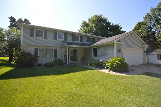 1744 N Bay Drive, Elkhart, IN 46514 (MLS #202042209) :: Anthony REALTORS