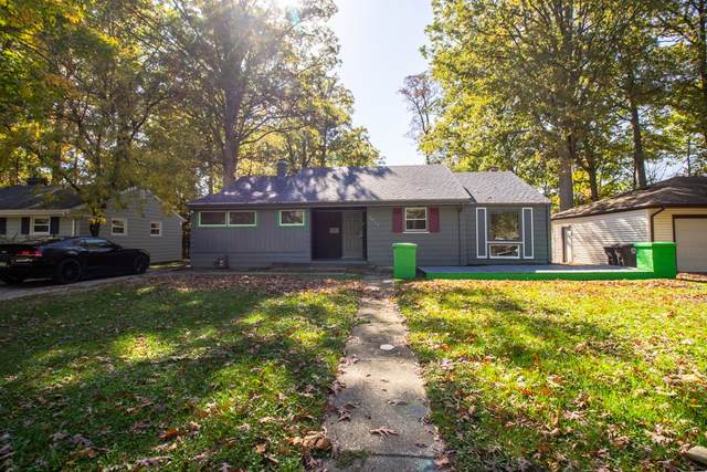 2614 Priscilla Lane, Fort Wayne, IN 46806 (MLS #202042216) :: Aimee Ness Realty Group