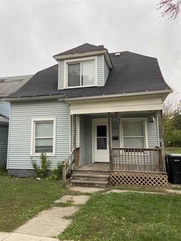 744 Diamond Street, South Bend, IN 46628 (MLS #202042245) :: Parker Team