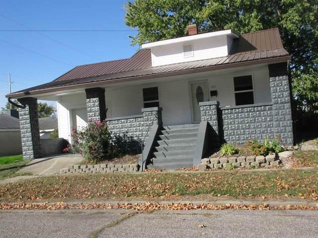 211 NW 2ND Street, Washington, IN 47501 (MLS #202042328) :: Parker Team