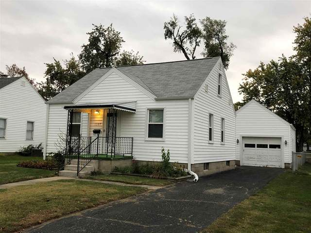 1107 E Firmin Street, Kokomo, IN 46902 (MLS #202042335) :: The Carole King Team