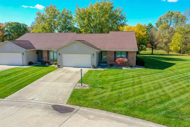 1050 Crosspointe Court, Wabash, IN 46992 (MLS #202042337) :: The Dauby Team