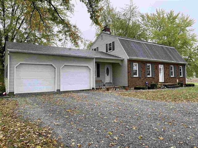10415 Thiele Road, Fort Wayne, IN 46819 (MLS #202042341) :: Parker Team