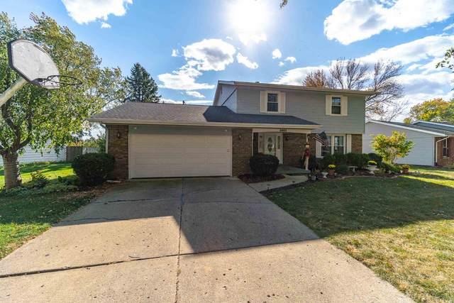 3863 Rome Drive, Lafayette, IN 47905 (MLS #202042342) :: The Romanski Group - Keller Williams Realty