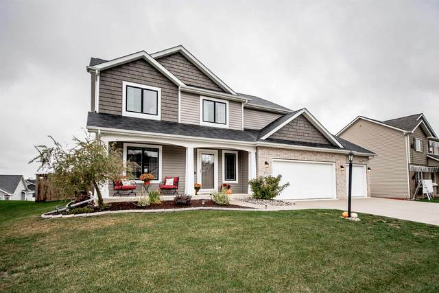 238 W Bay Bridge Court, Columbia City, IN 46725 (MLS #202042358) :: TEAM Tamara