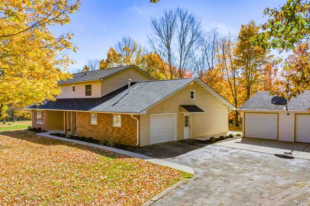 231 E Sycamore Drive, Springport, IN 47386 (MLS #202042359) :: Parker Team