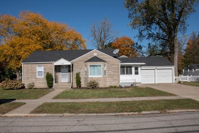 1519 Oakwood Boulevard, South Bend, IN 46616 (MLS #202042371) :: Parker Team