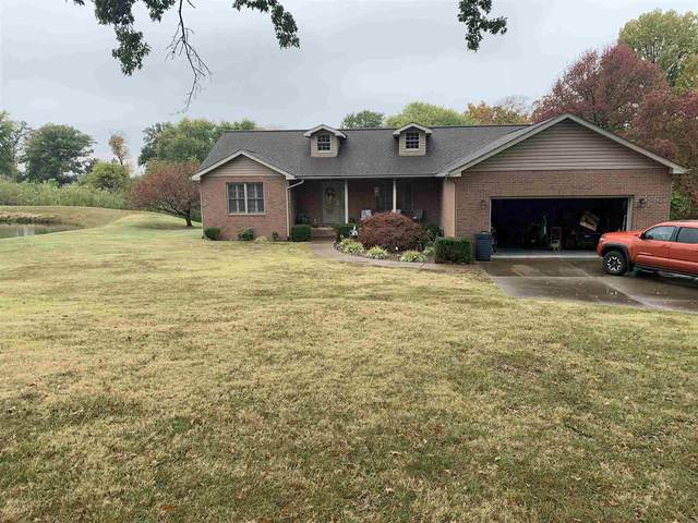 1897 S Lakewood Circle, Francisco, IN 47649 (MLS #202042377) :: Parker Team
