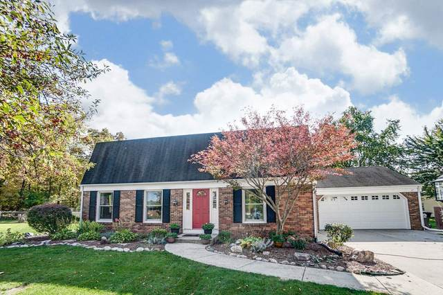 5015 Buffalo Court, Fort Wayne, IN 46804 (MLS #202042385) :: Parker Team