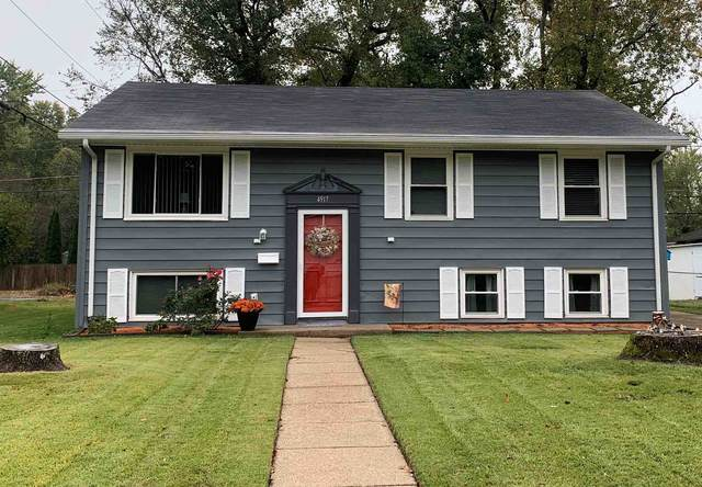 4917 Norbourne Way, Evansville, IN 47710 (MLS #202042392) :: Parker Team
