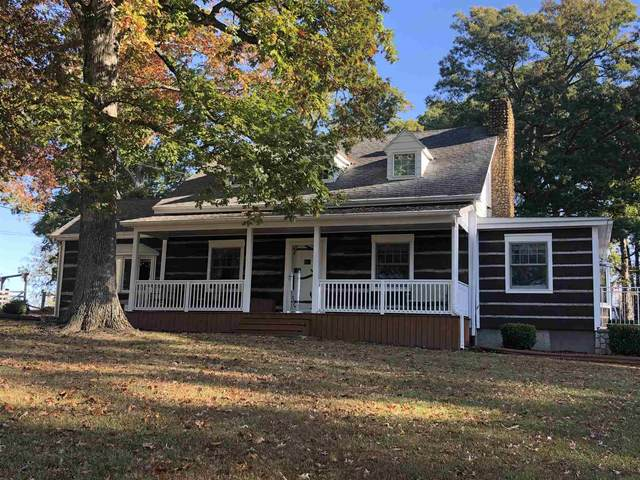 1656 Dixie Hwy, Mitchell, IN 47446 (MLS #202042470) :: Parker Team