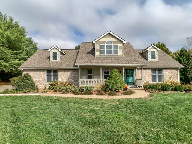 2536 Raintree Drive, West Lafayette, IN 47906 (MLS #202042488) :: Parker Team