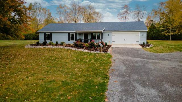 6004 Butt Road, Fort Wayne, IN 46818 (MLS #202042509) :: The ORR Home Selling Team