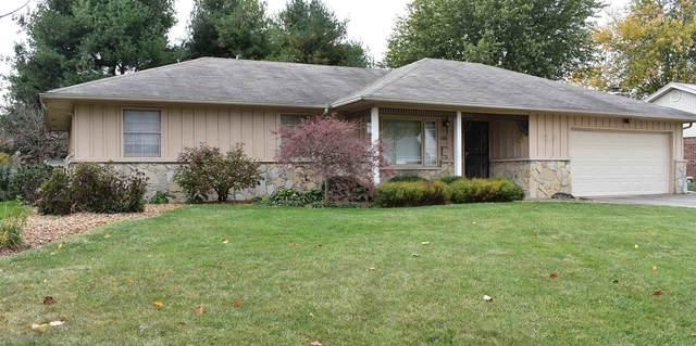 1159 Homewood Drive, Frankfort, IN 46041 (MLS #202042526) :: The Romanski Group - Keller Williams Realty